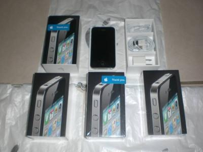 BRAND NEW AUTHENTIC APPLE IPHONE 4G 32GB